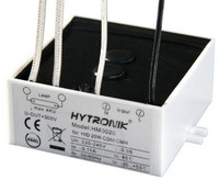 The MULTIPOINT Non-dimmable HID Electronic Ballasts type HM 0020 are designed for 20W CDM, CHM and HCI lamps.  These MULTIPOINT HID Ballasts are build-in types (IP43) with lead wires of 20 cm.  These MULTIPOINT HID Ballasts combine compact, high power factor and low THD (<10) with automatic self diagnose who indicates failures and abnormal operations like ignition failure, overheat, lamp failure, EOL etc.  HM 0150 for 150W lamp types and Step dimmable ballasts for HID lamps are in progress.